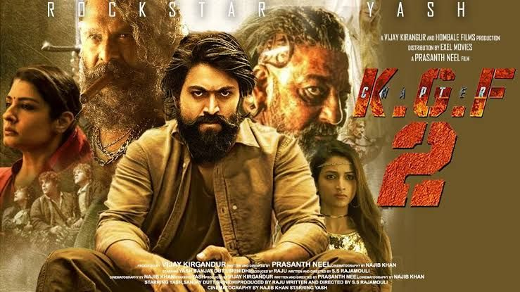 KGF Chapter 2 Movie Review